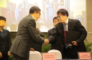Casablanca Finance City Partners with Shanghai's Lujiazui