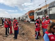 Morocco Gives Free Counseling to Bouknadel Train Accident Survivors