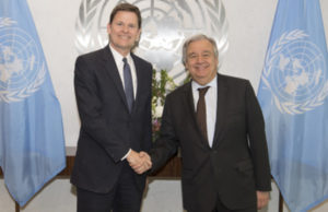 Western Sahara: Colin Stewart to Give Briefing on MINURSO, UN Report