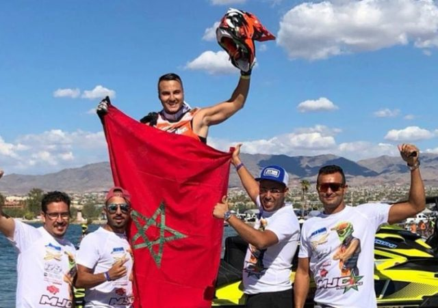 IJSBA: Morocco's Yahya Rammah Wins Gold Medal