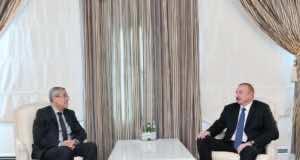 Azerbaijan President, Moroccan Minister Benabdelkader Meets in Baku