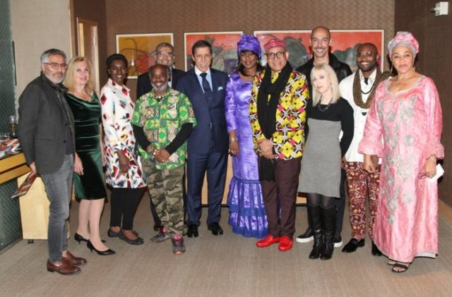 International Festival of African Fashion Promotes Dakhla Show in New York