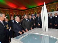 King Mohammed VI Launches Construction of Africa's Tallest Building in Morocco