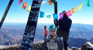 6-Year-Old Irish Boy Climbs Morocco's Toubkal, North Africa's Highest Peak