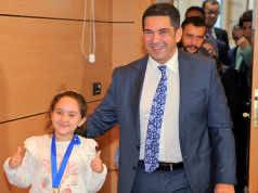 Amzazi: Mariam Amjoun is 'A Source of Pride for Moroccan Schools'