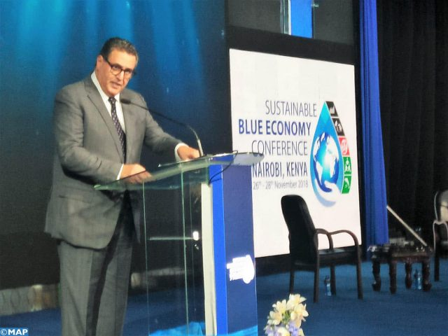 Akhannouch: Morocco's Blue Belt to Protect 10% of World's Marine Life