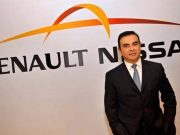 CEO of Renault Group Carlos Ghosn