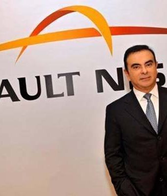 CEO of Renault Group Carlos Ghosn