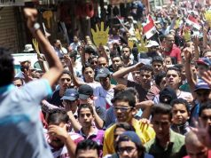 Egypt Arrests 40 Activists, Lawyers