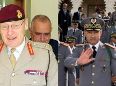 FAR Inspector General Receives British MENA Region Defense Advisor