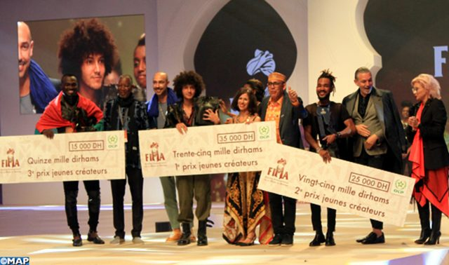 Morocco's Youssef Drissi Obtains 'Young Creator' Prize
