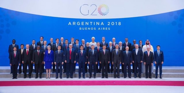 G20 Summit in Argentina