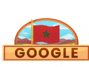 Google Celebrates Morocco's Independence Day