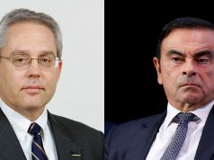 Greg Kelly and Carlos Ghosn