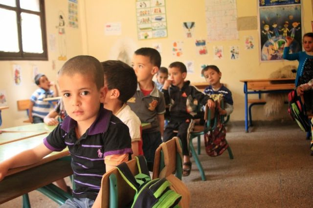 Morocco's Education Ministry Gives School Kids 2-Hour Lunch Break