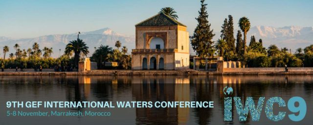 Marrakech to Host the GEF International Waters Conference