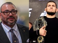King Mohammed VI to Receive Khabib Nurmagomedov