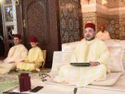 King Mohammed VI Celebrates Eid Al Mawlid at Religious Event Tonight