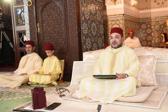 King Mohammed VI Celebrates Eid Al Mawlid at Religious Event Tonight