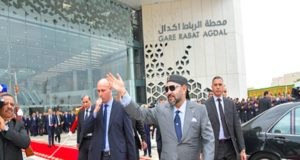 King Mohammed VI Inaugurate New Large-Scale Railway Projects