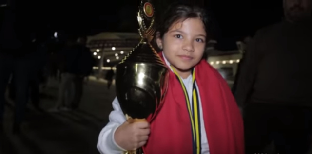 8-Year-Old Moroccan Wins Turkey Arithmetic Competition