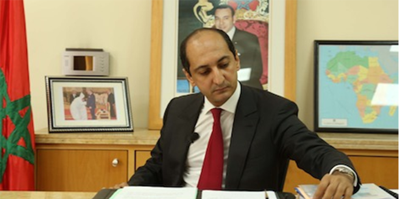 Ambassador and general director Mohammed Methqal
