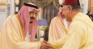 Moroccan Ambassador to Saudi Arabia Presents Credentials