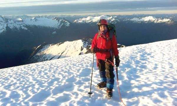 Moroccan Mountaineer Bouchra Baibanou to Hike Mount Vinson