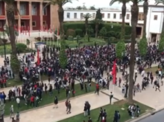 More Students Walk Out in Protest of Time Change