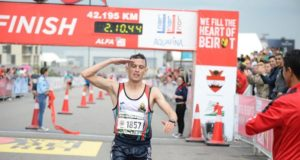 Morocco's Mohamed Reda Al Aaraby Breaks Beirut Marathon Record 21041