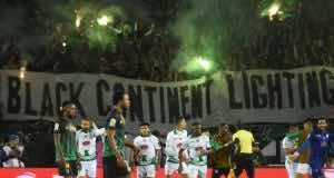 Mohammed V Stadium Goes Mad as Raja Beats Vita Club 3-0
