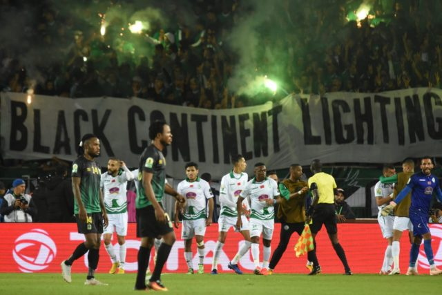 Mohammed V Stadium Goes Mad as Raja Beats Vita Club 3-0