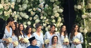 Russian Beauty Queen Marries Malaysia's King Mohammed V