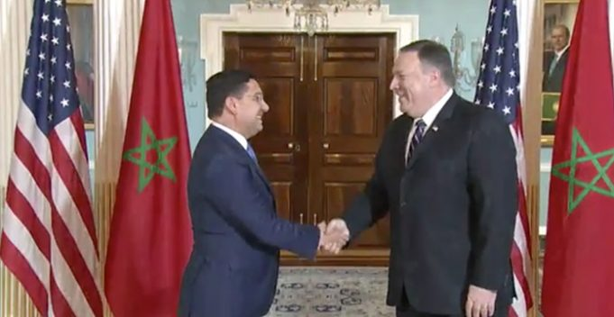 Morocco Spends $1.38 Million in Lobbying in 2018 to Beat Algeria in US