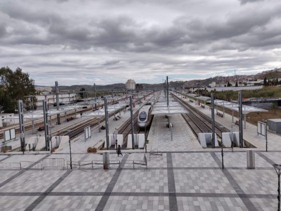 Photos: A Sneak Peak into Tangier's New LGV Train Station