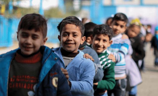 UNESCO: 7,500 Undocumented Migrant Children Enrolled in Moroccan Schools