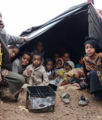 World Food Program to Double Aid for Yemeni Crisis