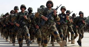 Afghan Army Recruitment Slows, Coalition Fails to Counter Taliban