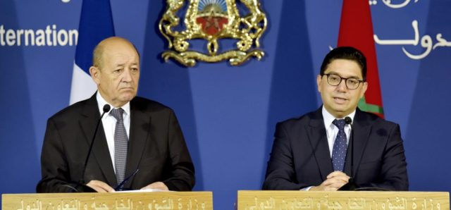 Le Drian: Moroccan-French Cooperation is Essential for Terror Threats