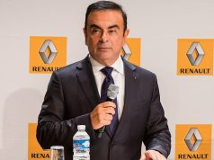 Renault Names Interim CEO After Carlos Ghosn's Arrest