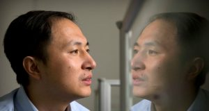 Chinese Scientist Creates Genetically Modified Babies