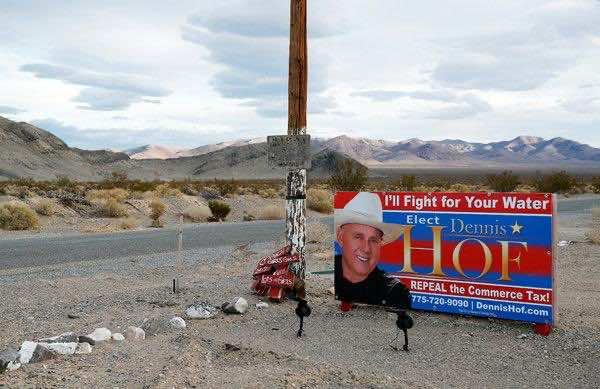 Dennis Hof, Deceased, Wins Election in US Midterm