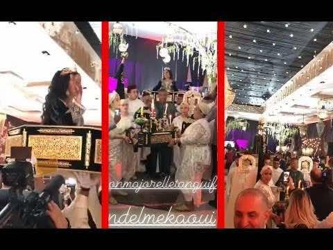 Video: Atlas Lion Ayoub El Kaabi Gets Married in Casablanca