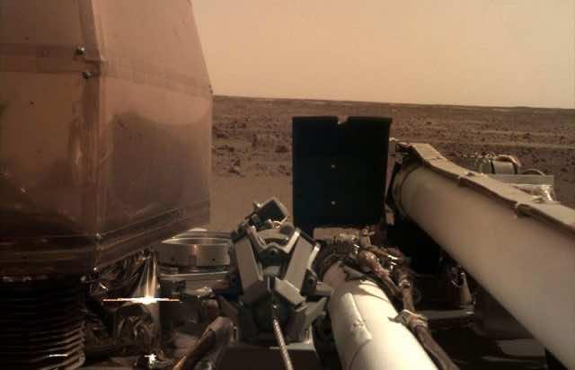 Moroccan Oudrhiri Participates in NASA Insight's Successful Mars Landing