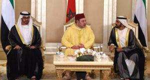 UAE Supports King Mohammed VI's Speech on Maghreb Unity