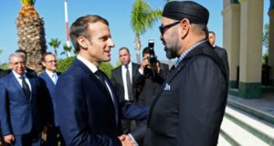 King Mohammed VI, Macron Inaugurate Africa's First LGV in Tangier