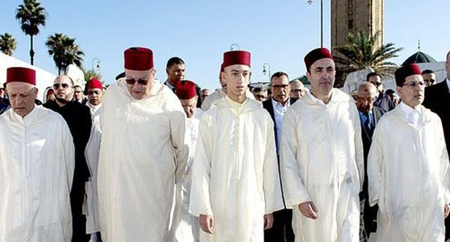 King Mohammed VI Mourns Anthem Writer Ali Squalli's Death