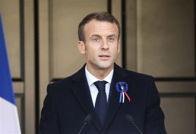 France Arrests Six for Suspected Attack on Macron