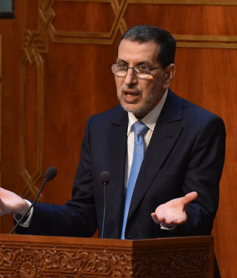 El Othmani Asks Moroccan Ministries to Use Arabic, Tamazight Only