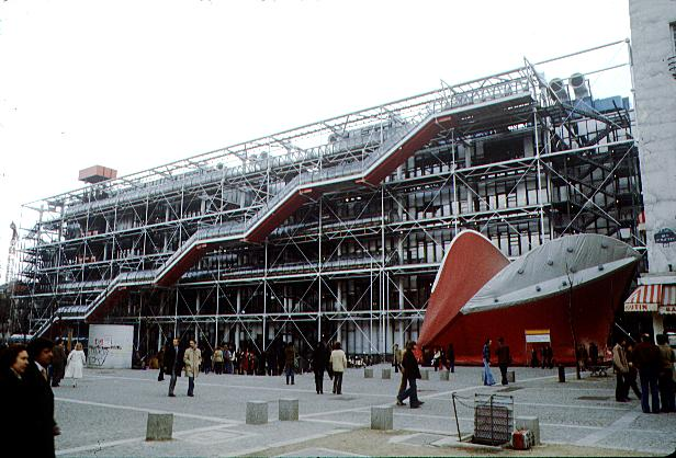 French Pompidou Center Suspends Presentation Pro-Polisari Book